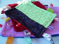 Mission project idea #2:  sensory blankets