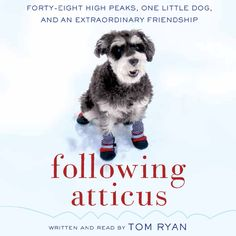 following atticus. Inspirational read for dog lovers all over the world .