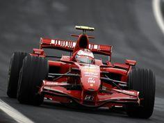2008 Fomula 1 Ferrari - Kimi