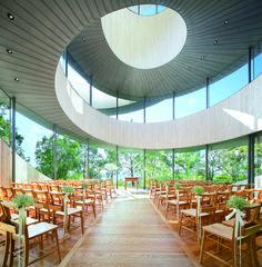 Ribbon Chapel / Hiroshi Nakamura & NAP Co. Ltd. Cortesia de LEAF International