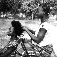 African Hair Threading