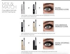 Double down! Pair mascaras to score a lash-happy holiday look. #Sephora #Dior #BeautyMath