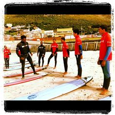 Surfshack surf outreach and volunteer project. 16Plus The Salesians surf lesson. - @surfshack_capetown- #webstagram