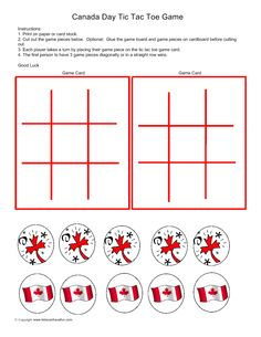 Canada Day activities for the kids to help celebrate with coloring pages, games, crafts, writing paper, bookmarks and more. Camping Activites For Kids, Summer Camp Activities, Camping Crafts, Christmas Activities, Christmas Printables, Outdoor Activities, Preschool Games, Kindergarten Activities, Preschool Crafts