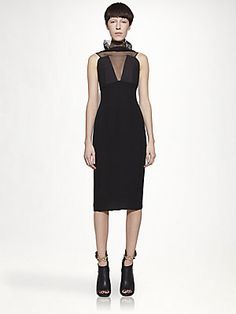 Rick Owens Prong Dress @Saks Fifth Avenue