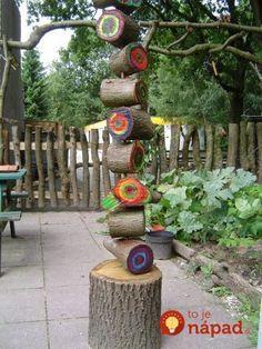 1 STÜCK Rostoptik Farn zum Stecken groß  Gartenstecker Deko-Objekt Pflanzen