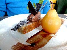 assiette gastronomique poire - Recherche Google
