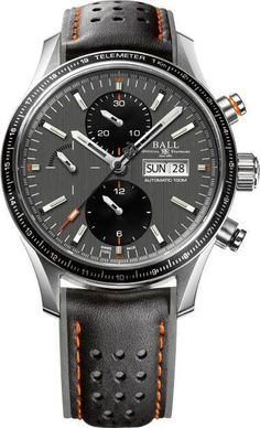 @ballwatchco  Fireman Storm Chaser Pro Grey #bezel-fixed #bracelet-strap-leather #brand-ball-watch-company #case-depth-15-65mm #case-material-steel #case-width-42mm #chronograph-yes #date-yes #day-yes #delivery-timescale-3-4-weeks #dial-colour-grey #gender-mens #luxury #movement-automatic #official-stockist-for-ball-watch-company-watches #packaging-ball-watch-company-watch-packaging #subcat-fireman #supplier-model-no-cm3090c-l1j-gy #warranty-ball-watch-company-official-2-year-guarantee ...