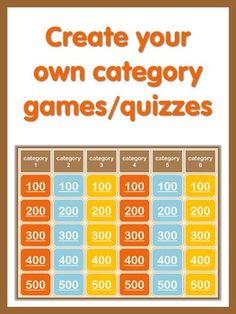 14 inspiring powerpoint game templates images classroom games rh pinterest com