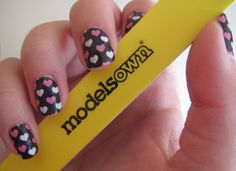 Models Own WAH nails.... mani monday http://fashionfollowsher.com/