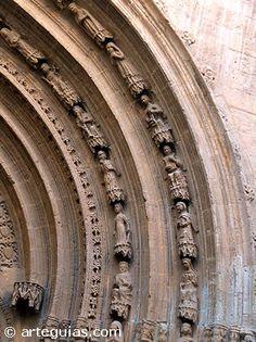Puerta de Loreto. Catedral de Orihuela, Alicante