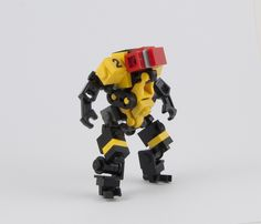https://flic.kr/p/pLZUx6 | Droneuary | I did the Lego thing...because it's January...  Please ignore the ludicrously stubby arms.  I have a few things from my backlog to post as well as some more drone-y goodness coming soon, so keep an eye out!  Enjoy!