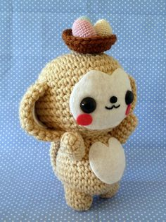 easter-monkey-amigurumi
