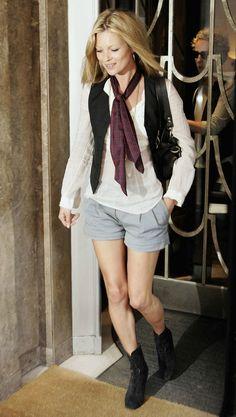 Estilo fashionista: Kate Moss