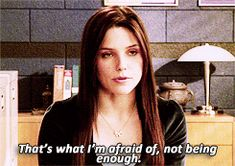 EVERYONE FEELS INSECURE…EVEN BROOKE DAVIS | 16 Lessons We Learned From 'One Tree Hill's Brooke Davis