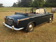 Rover 3.0 litre P5 Convertible by FLM Panelcraft