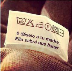 O que significam os símbolos de lavar a roupa - 9 passos