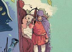 Robin Hood, Rei Artur e mais 16 figuras polêmicas