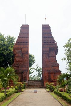 Trowulan, east Java