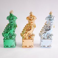 Foo Dog Ornaments