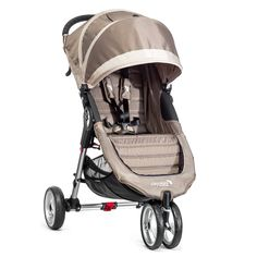 City Mini® Stroller by Baby Jogger - Baby Jogger - tried gt. Great manuverablity. Easy fold. Also tried not gt - model pictured and 4 lb lighter.