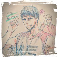 kuroko no basket official arts Anime Guys, Manga Anime, Vorpal Swords, Rilakkuma Wallpaper, Akashi Seijuro, Generation Of Miracles, Last Game, Kuroko's Basketball, Kuroko No Basket