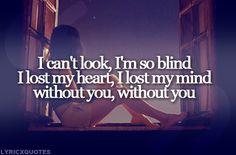 Without You ~ David Guetta