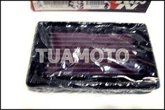 Filtro De Aire K&n Para Yamaha Xt 660 Tuamoto !! - $ 1.250,00 en MercadoLibre
