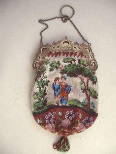 сумочка с парой влюбленных