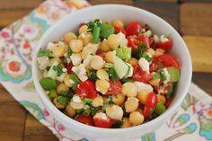 Mediterranean Salad. ~~