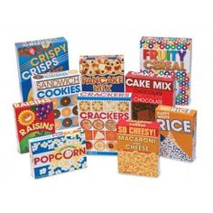Aliments en boîte