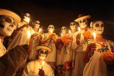 Para los mexicanos la muerte es un personaje omnipresente