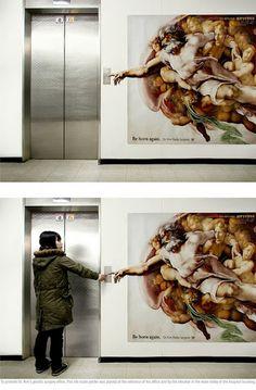 Publi original en ascensores