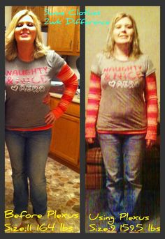 NY resolution is ins full swing!!! 25 more lbs to go!!! =) Thank You GOD & Plexus Slim!!!!