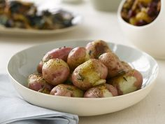 Roasted Potatoes With Garlic #RecipeOfTheDay