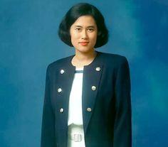 Princess Maha Chakri Sirindhorn. Her full ceremonial title is Somdech Phra Debaratanarajasuda Chao Fa Maha Chakri Sirindhorn Rathasimagunakornpiyajat Sayamboromrajakumari   (สมเด็จพระเทพรัตนราชสุดา เจ้าฟ้ามหาจักรีสิรินธร รัฐสีมาคุณากรปิยชาติ สยามบรมราชกุมารี)