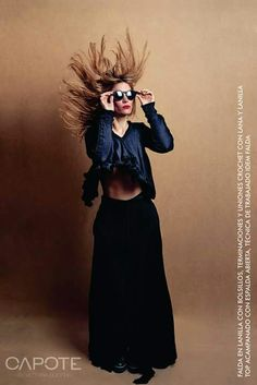 Conjunto lanilla tejida Lana, Goth, Style, Fashion, Warrior Women, Warriors, Tejidos, Gothic, Swag