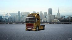 My perfect Volvo Globetrotter XL Cab. Car Tuning, Car Painting, Volvo, Trucks, 3d, Cars, Truck, Tuner Cars