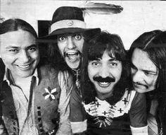 Redbone :    Lolly, Tony, Pat, Pete