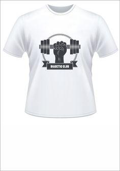 Camiseta Adulto Diabetic Club