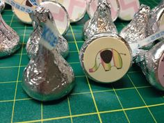 Hershey Kiss Labels