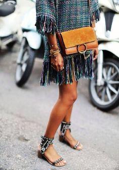 fashion-clue:    www.fashionclue.net | Fashion Tumblr Street Wear & Outfits