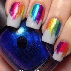fashionable nail art designs for summer 2016  http://miascollection.com