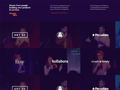 DesignTalk site by Dom Goodrum