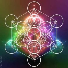 METATRON IS NO SQUARE. Ever hear of Metatron's Cube? That's his tool! The interesting factoid about Metatron's Cube is that this shape contains every single geometric shape known to man. Come learn… Geometric Designs, Geometric Shapes, Yoga Symbole, Sacred Geometry Symbols, Platonic Solid, Religious Symbols, Crystal Grid, Flower Of Life, Fractal Art