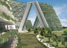 Future city #sustainablearchitecture