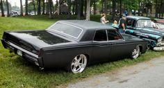 Lincoln Continental Continental 66