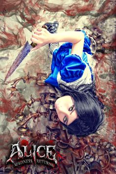 Alice Madness by *studioK2 on deviantART