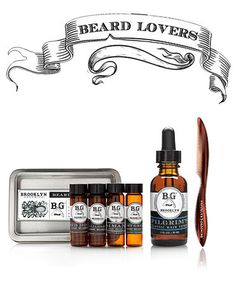 We are pleased to introduce our Beard Lovers Set! Our beard oil kit with all four scents in 4 dram amber glass vials. The kit includes 1 each of: Commando + Williamsburg + Fort Greene + Red Hook. One