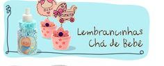 Lembrancinhas chá de bebê